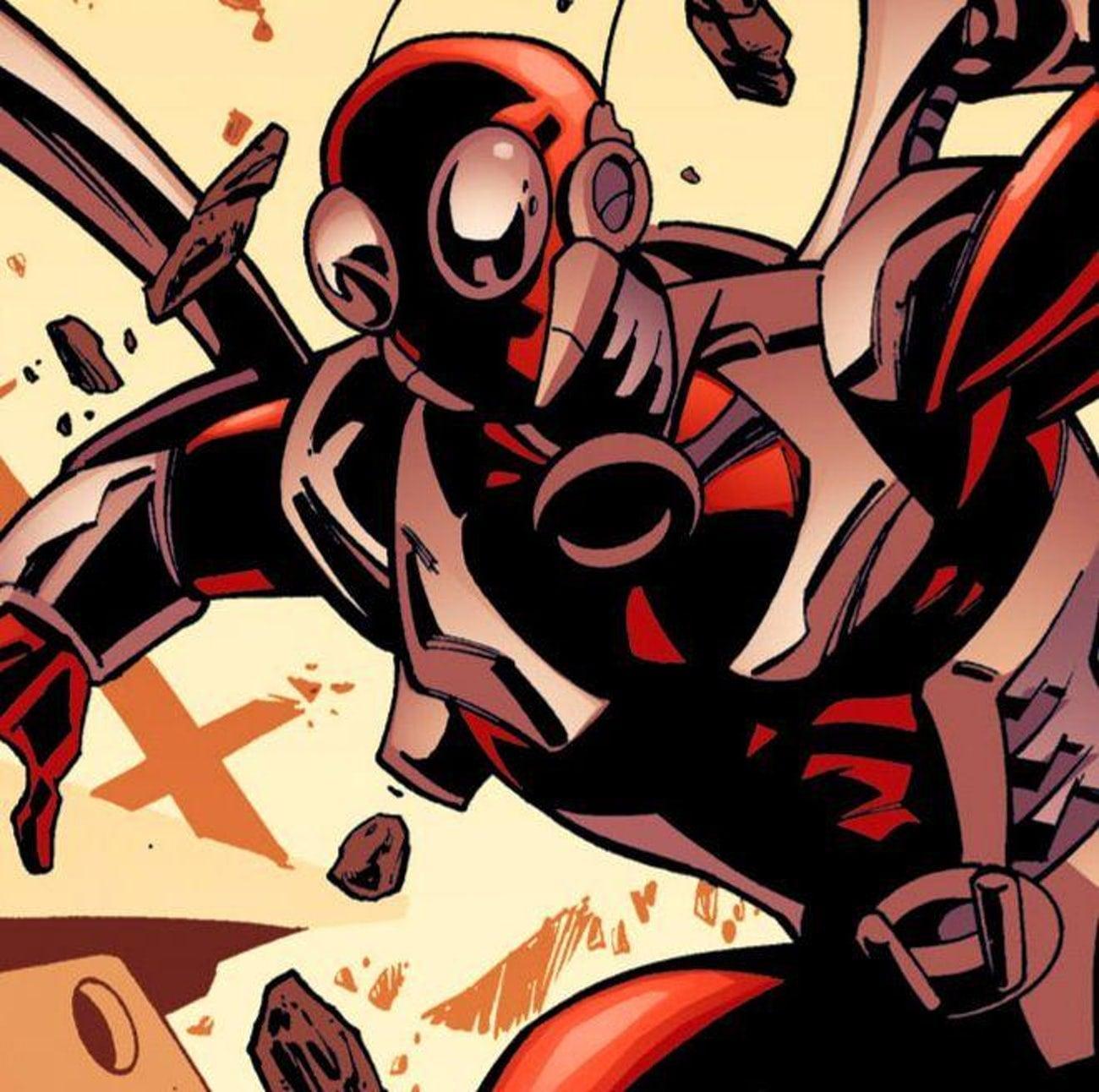 Человек-муравей (Эрик О'Грэйди) занял 11 место в списке 15 супергероев, которым уже нужно воскресение!